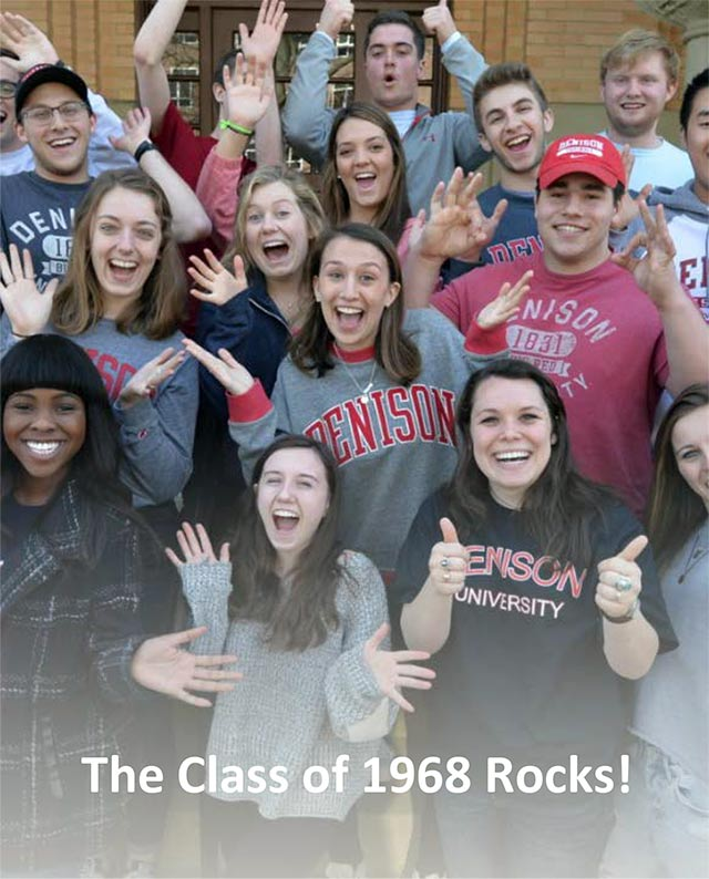 The Class of 1968 Rocks