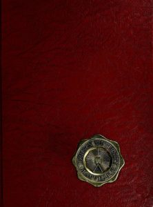 Cover of the 1969 Adytum Yearbook