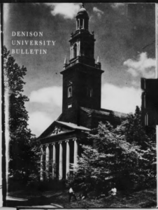 Cover of the 1967 Bulletin which links to the scan of the Bulletin.